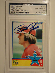 PETE-ROSE-PSA-DNA-SIGNED-1983-TOPPS-CARD-397-AUTOGRAPH-CERTIFIED-AUTHENTIC