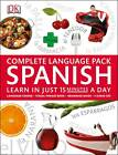 Complete Language Pack Spanish by DK (Mixed media product, 2012)