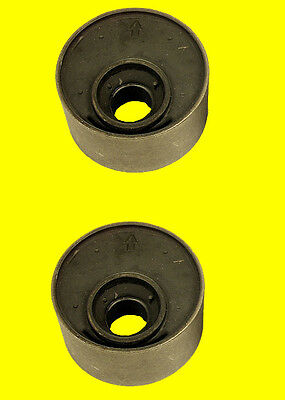 2 OEM Left+Right Front Lower Control Arm Mount Bushings Kit Set Pair for BMW 3
