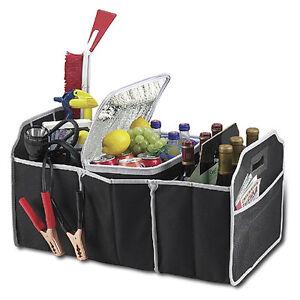 New-Portable-Collapsible-Bonus-Cooler-Trunk-Organizer-25KG-Capacity-Polycanvas