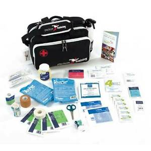 PRECISION-TRAINING-MEDICAL-RUN-ON-BAG-INCLUDING-FIRST-AID-KIT-SPRAY-BOTTLE