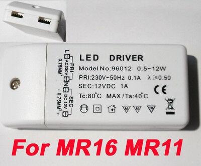 Trafo Transformator Treiber Adapter f SMD LED Strip 12V