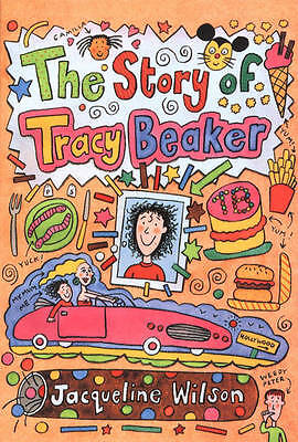Jacqueline Wilson  The Story Of Tracy Beaker : Book