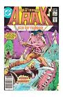 Arak / Son of Thunder #1 (Sep 1981, DC)