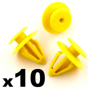10x-VW-Interior-Door-Card-Panel-Retainer-Trim-Clips