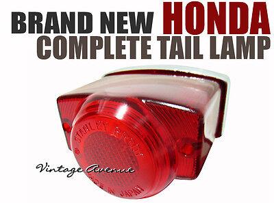 HONDA C100 CA100 C102 C105 CA105T C110 CA110 C200 CA200 TAILLIGHT 6V STANLEY*R