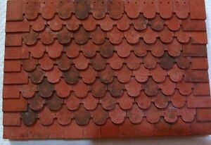 1 24 Miniature Shaped Roof Tiles Pack Of 500