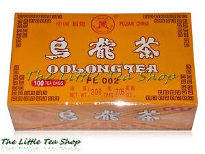 100-Oolong-Tea-Bags-Wu-Long-Diet-Weight-Loss-Slimming