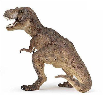Tyrannosaurus rex T-rex Dinosaur Figure Model Toy Jurassic World Park Papo