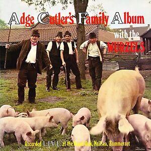 Adge-Cutler-039-s-Family-Album-Wurzels-CD-NEW