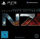 Mass Effect 3 -- N7 Collector's Edition (Sony PlayStation 3, 2012)