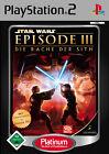 Star Wars: Episode III - Die Rache der Sith (Sony PlayStation 2, 2006, DVD-Box)