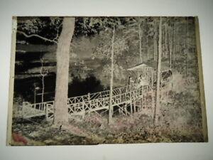 RARE-1890s-Lakewood-NJ-New-Jersey-6-X-4-Photo-Negative
