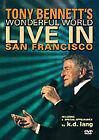 Tony Bennett - Wonderful World - Live In San Francisco (DVD, 2006)
