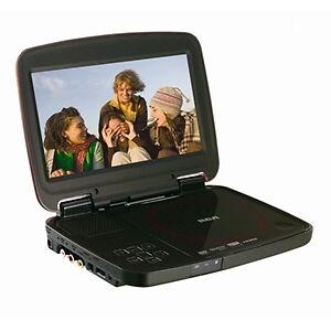 "RCA 8"" Portable Multimedia CD/DVD Player - USB Flash and SD Card Slot"