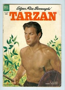 Tarzan-50-November-1953-VG-Photo-cover