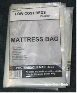 Polythene plastic mattress protector storage bag Matress