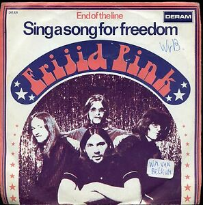 7inch-FRIJID-PINK-sing-a-song-for-freedom-HOLLAND-1970-PS-EX-VG