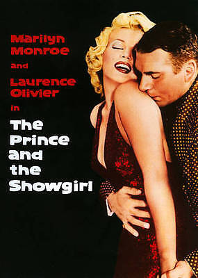 The Prince and the Showgirl (DVD, 2012)