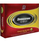 Bridgestone Golf Bridgestone Tour B330 RX Yellow Golf Ball (Case of 24) - 12927983