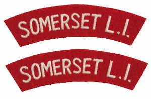 BRITISH-ARMY-SOMERSET-L-I-SHOULDER-TITLES-WW2-REPRO