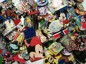Disney-Trading-Pin-25-lot-HM-RACK-LE-CAST-no-duplicates-Fastest-Shipper-in-USA