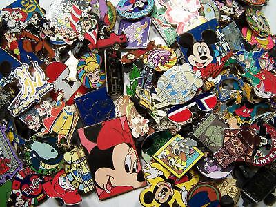 Disney Trading Pin 25 lot HM-RACK-LE-CAST no dups Fastest Shipper in USA MJB100