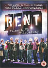 Rent - Filmed Live On Broadway (DVD, 2009)