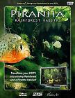 Plasma Art - Piranha Rainforest Habitat (Blu-ray, 2011)