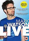 Mark Watson - Live (DVD, 2011)