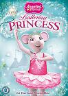 Angelina Ballerina - Ballerina Princess (DVD, 2012)
