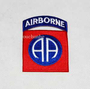 WW2-US-ARMY-82ND-AIRBORNE-DIVISION-PARATROOPER-SHOULDER-PATCH-BADGE-31939