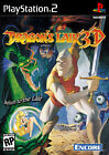 Dragon's Lair 3D - Return To The Lair (Special Edition) (Sony PlayStation 2, 2004, DVD-Box)