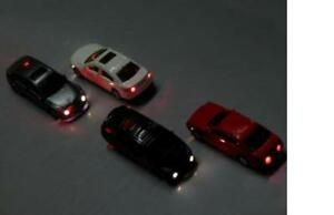 EC100-4pcs-Head-Light-Model-car-1-87-Scenery-HO-12V