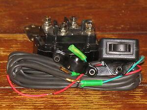 atv winch upgrade switch warn ramsey superwinch marker ebay. Black Bedroom Furniture Sets. Home Design Ideas