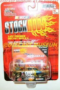 1956-56-FORD-VICTORIA-RICKY-RUDD-10-TIDE-GOLD-STOCK-RODS-DIECAST-1999