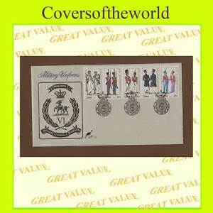 Ciskei-1983-British-Military-Uniforms-set-First-Day-Cover