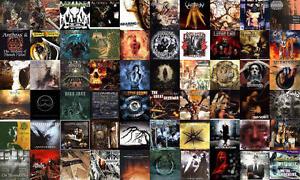60-METAL-CDs-WHOLESALE-LOT-Napalm-Death-Anthrax-Naglfar-Obituary-Necromantia-etc