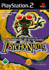 Psychonauts (Sony PlayStation 2, 2006, DVD-Box)