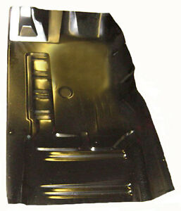Ford mustang floor pan front section section left 71 72 73 for 1971 mustang floor pan
