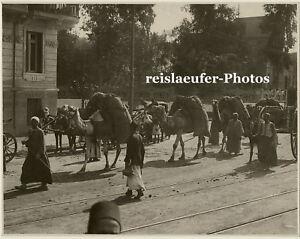 The-Streets-of-Cairo-Original-Photo-ca-1910