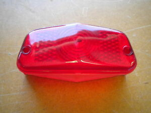 NOS-KS-Brand-Tail-Light-Lens-Replaces-Lucus-British
