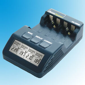 AccuPower-IQ328-Battery-Charger-Analyzer-Tester-NiMH-NiCd-AA-AAA-Rechargeable