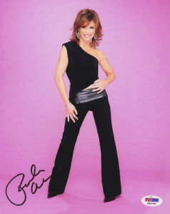 Paula-Abdul-SIGNED-8x10-Photo-X-Factor-American-Idol-PSA-DNA-AUTOGRAPHED