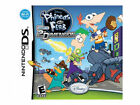 Phineas and Ferb: Across the 2nd Dimension (Nintendo DS, 2011)