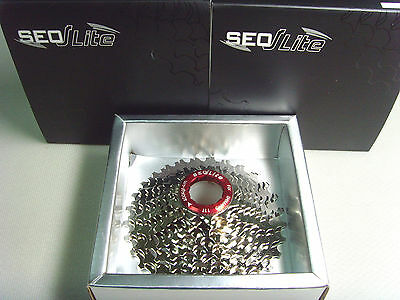 """ceramic coating"" Super light 159g Alloy Cassette 9 speed 11-34t Shimano"