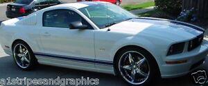 2014 Mustang Third Brake Light Decal 2011 2014 Mustang