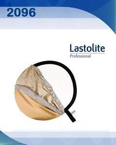 "Lastolite 2096 Bottletop Collapsible Reflector 5-in-1 - 50cm / 20"" Circular"