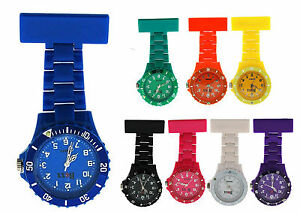 boxx funky bright coloured unisex mens ladies nurses fob watches image is loading boxx funky bright coloured unisex mens ladies nurses