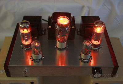 HiFi 6n9p EL34 B + 5z3p Class A Tube valve amplifier amp 13W x2 by DHL EMS